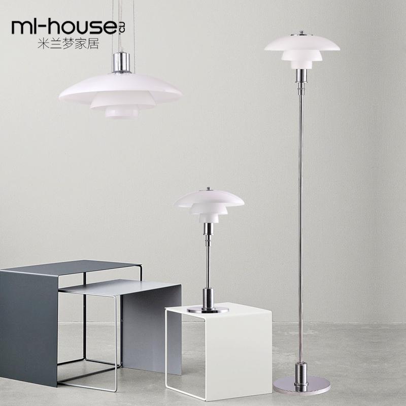 北欧设计师PH灯具组合个性创意简约现代餐厅吊灯客厅灯宜家卧室灯
