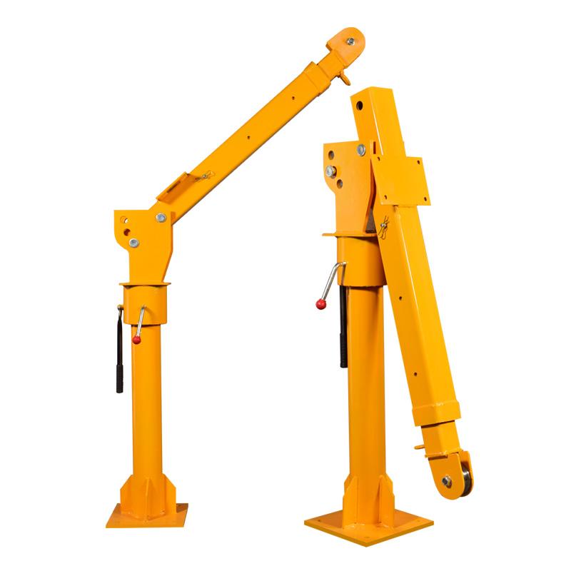 车载吊机12v 随车吊24V车用吊机220V电葫芦货车起重机手动吊机1吨