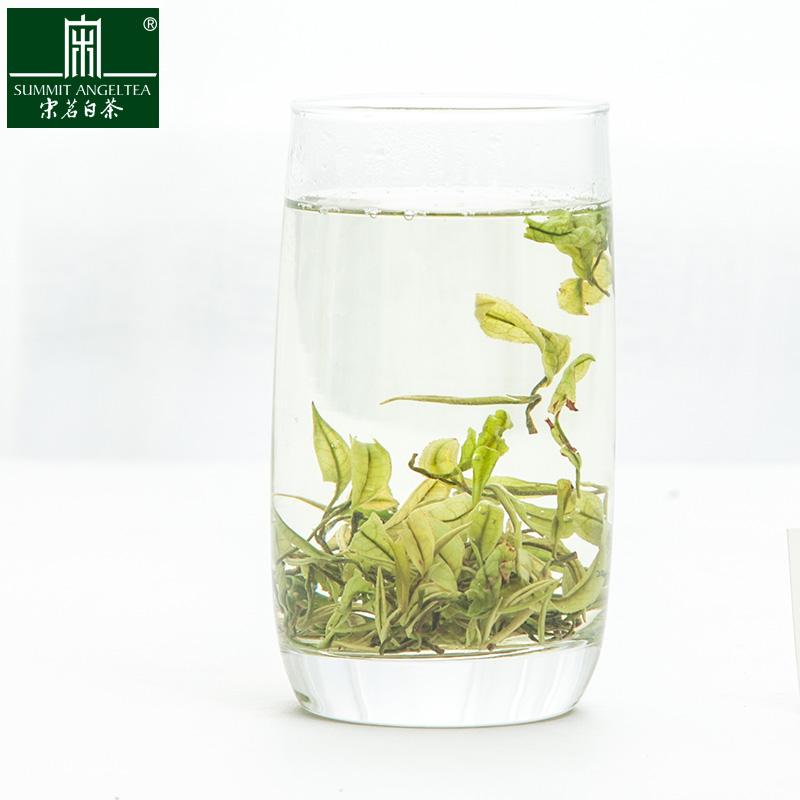 正宗绿茶茶叶 49.5g 新茶雨前一级春茶安且吉兮 2018 宋茗安吉白茶
