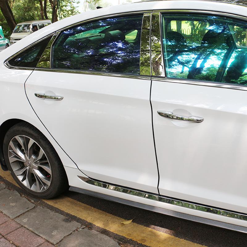 汽车 车门防撞条 车门防撞条贴  隐形车身防擦条防刮 车门防撞贴