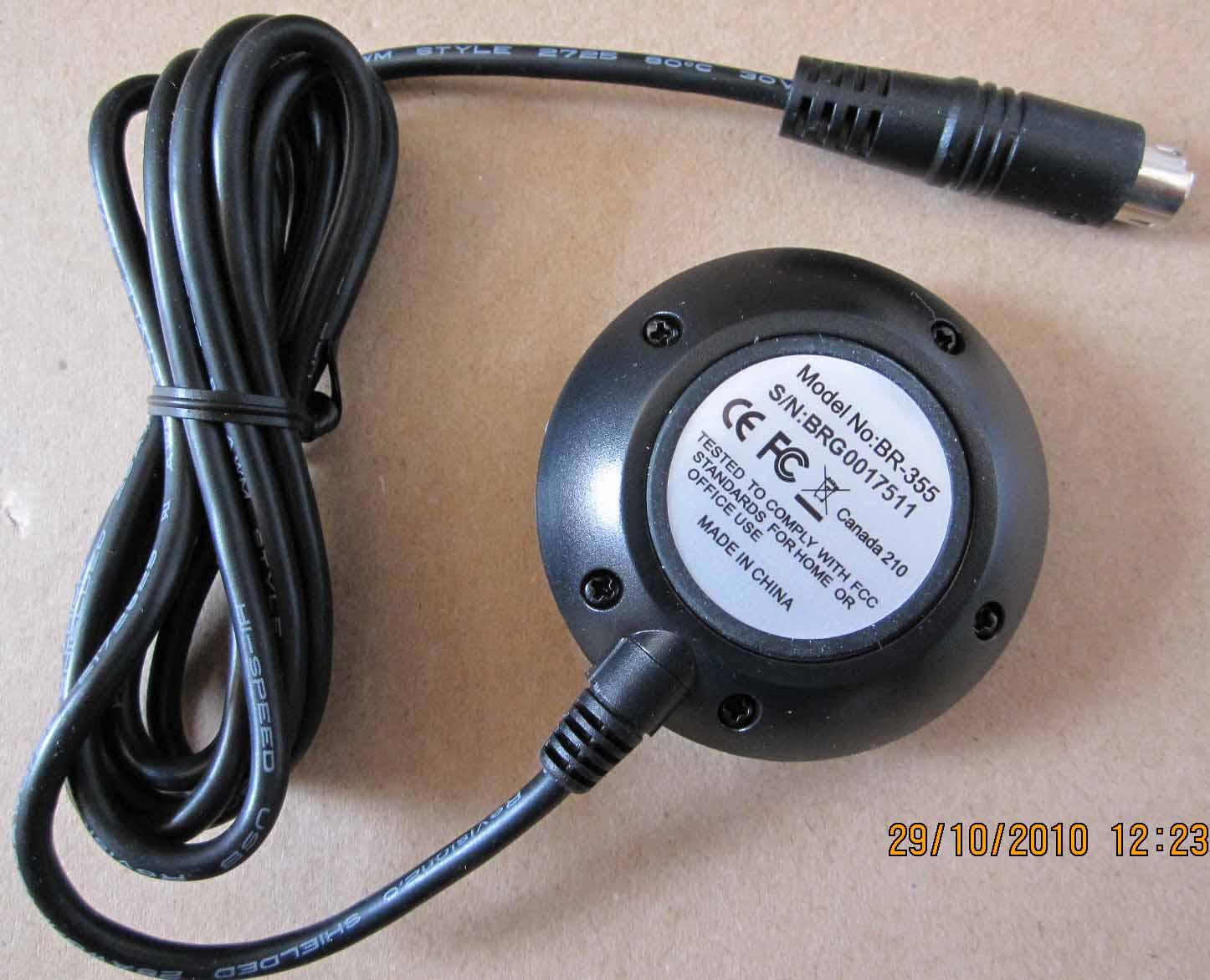 模块 GPS 电平接口 RS232 支持串口 355S4 BR 台湾原产环天