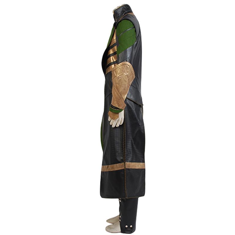 现货雷神2:黑暗世界 loki 洛基cos全套cosplay服装雷神cos男装