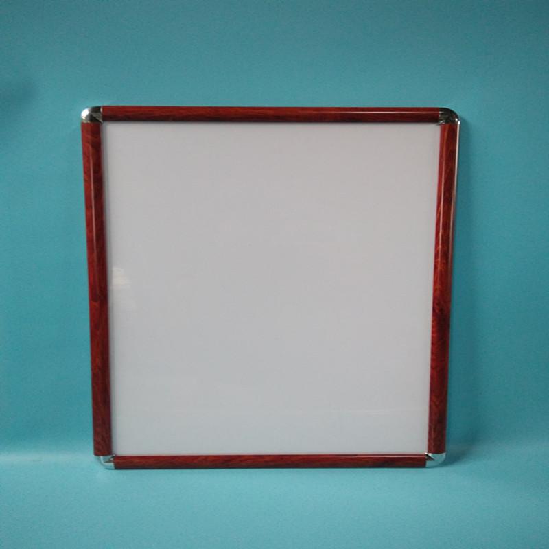 前开启式铝合金海报框 画框A3相框电梯广告框架 宣传框 广告框架