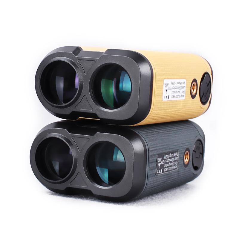 美国ATHLON手持激光测距仪高精度测距望远镜红外线电子尺距离测量