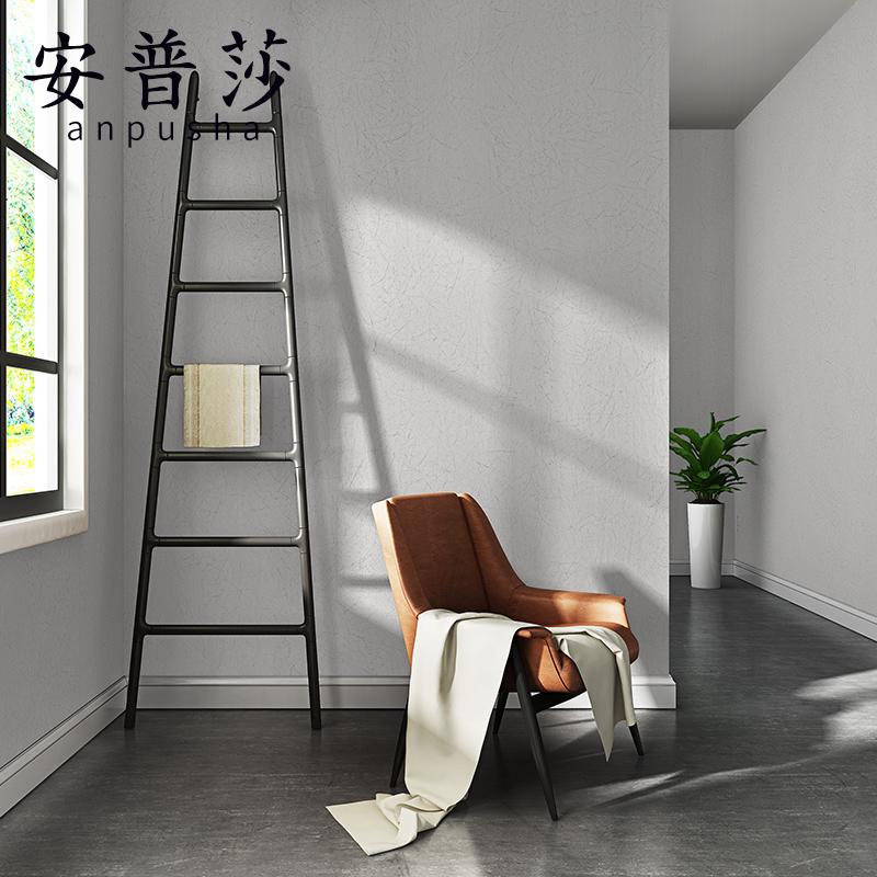 现代简约无纺布纯色素色蚕丝墙布家用墙纸欧式卧室客厅背景墙壁纸