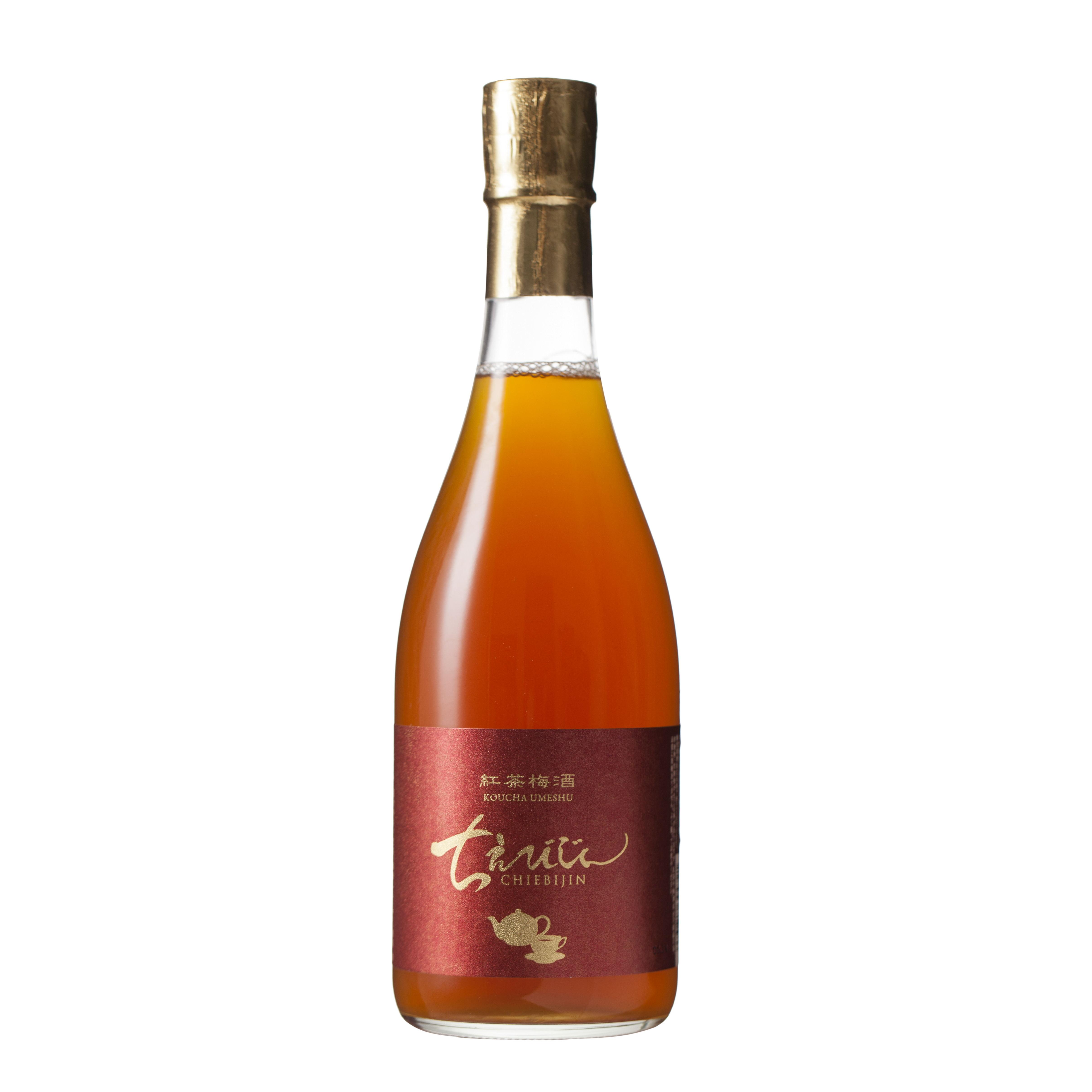 女士甜酒 配制酒 女士甜酒 红茶梅酒 获奖梅子酒 日本进口知惠美人