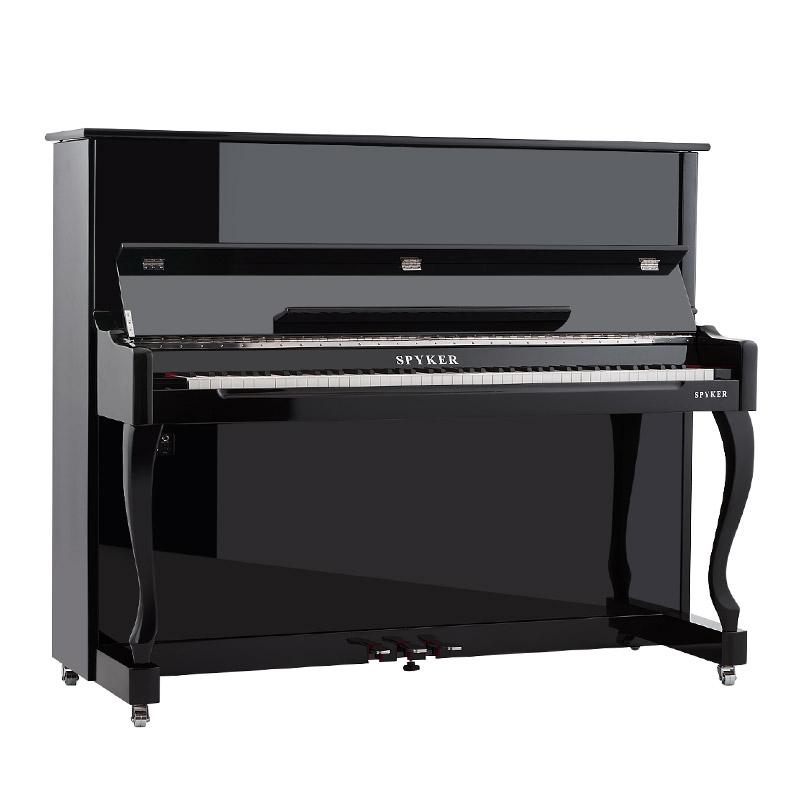 L123 HD 键重锤电钢琴教学电钢琴 88 全新立式钢琴 英国世爵 SPYKER