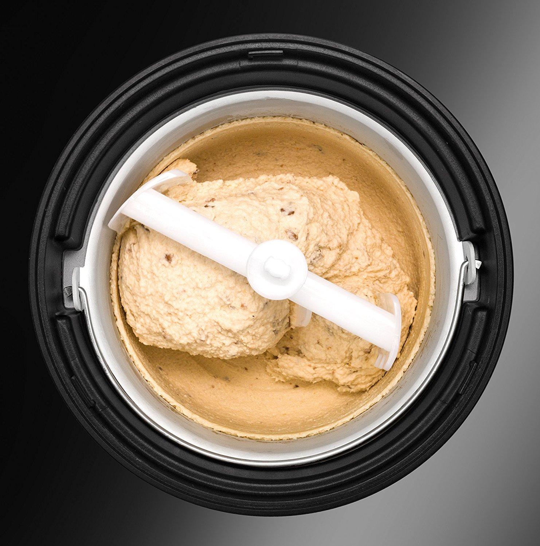 柏翠IC2308C意大利Gelato家用冰淇淋机水果雪糕机自带压缩机制冷