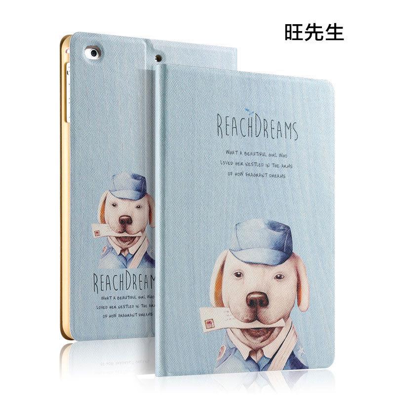 蘋果iPad mini保護皮套me279ch平板zp電腦A1490外殼A1489迷 迷你3