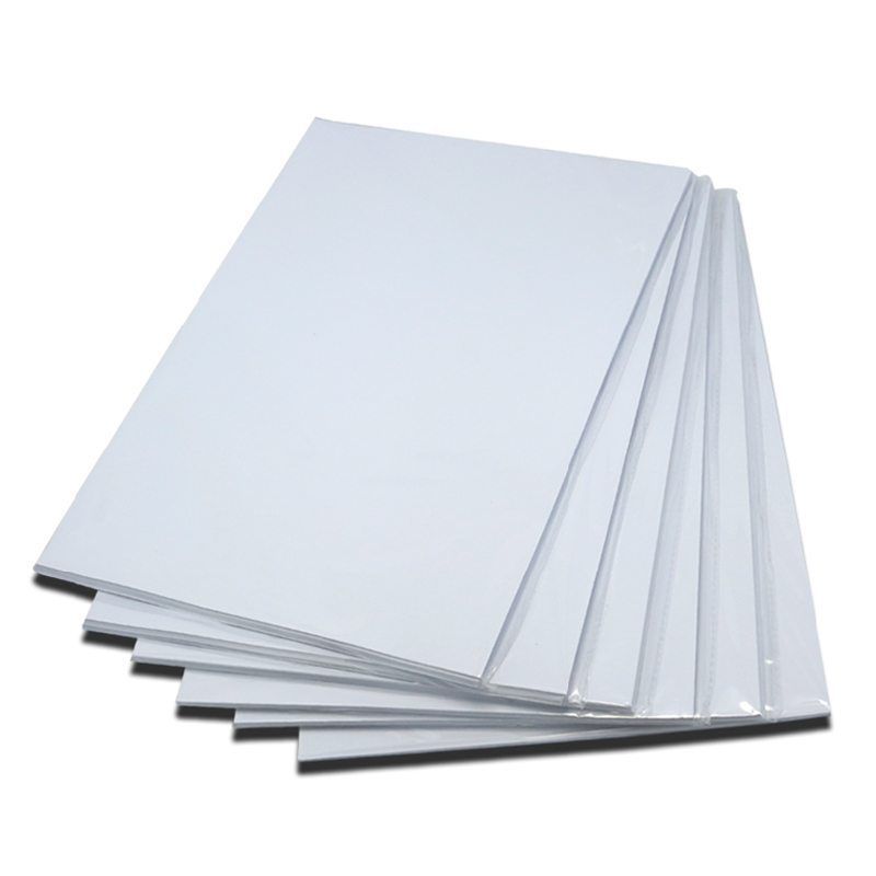 Buy 250g a4 duplex color inkjet cardstock paper 50 sheets of