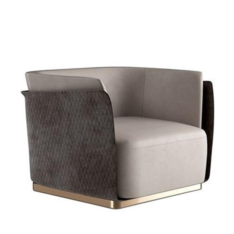 新款样板房设计师三人港式整装沙发 Visionnaire 意大利轻奢后现代