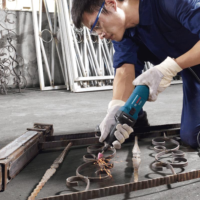 博世电动工具电磨头打磨机电磨电动磨头直磨机GGS3000L/TGS5000L
