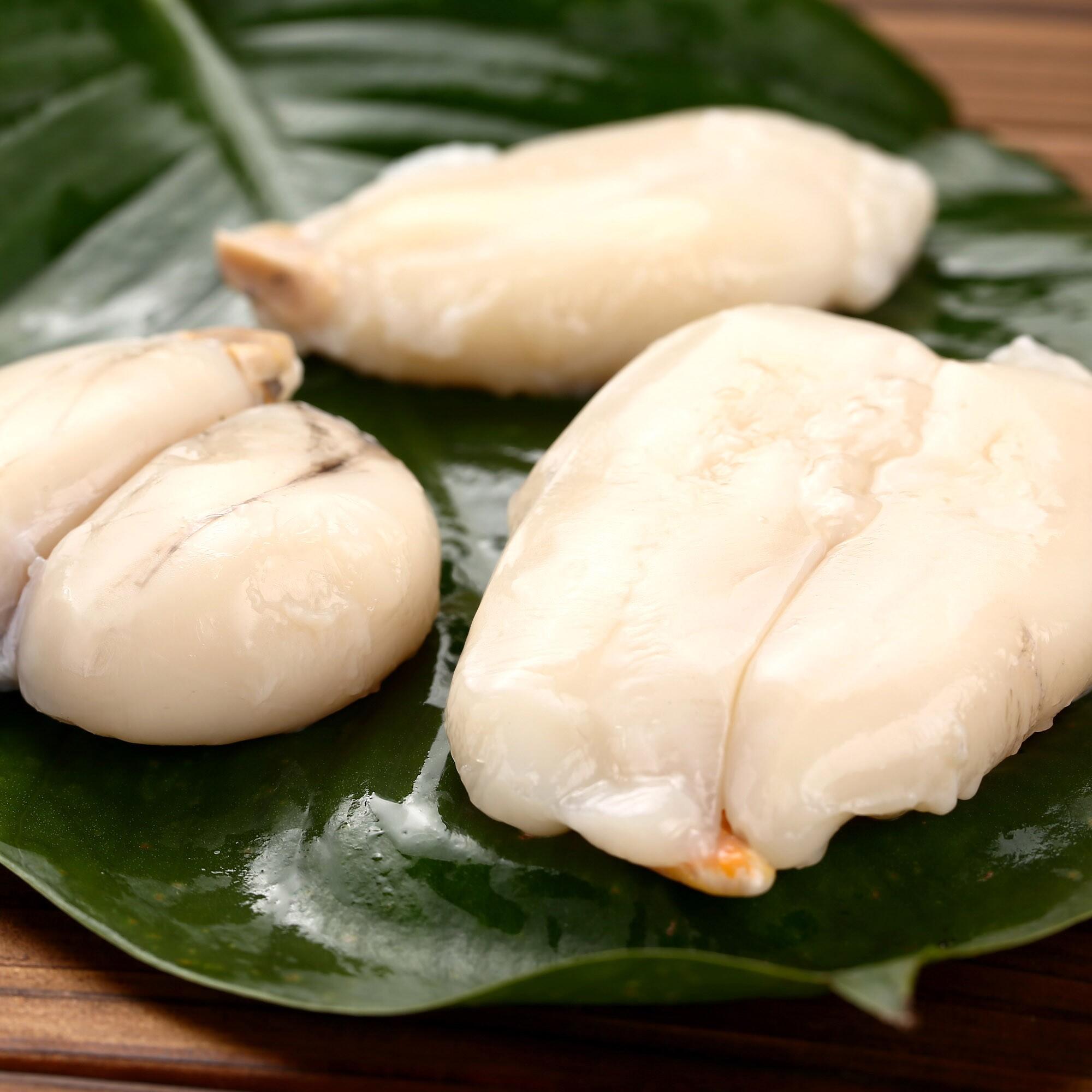品三江海味 野生墨鱼蛋 目鱼蛋 乌贼蛋 白蛋 宁波腌制海鲜500g