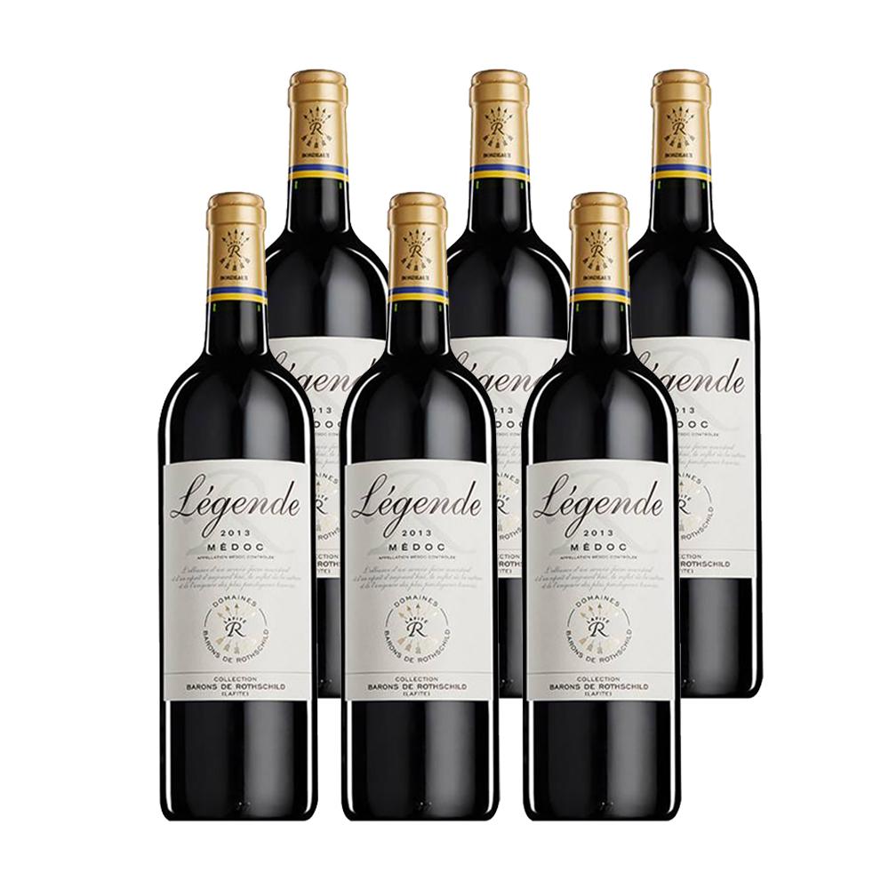 国庆送礼原瓶进口 1 法国拉菲传说 6 法国拉菲神奇梅多克 直营 6 1 6 法国拉菲神奇梅多克  直营