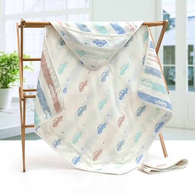 新生儿包被包单春秋纯棉薄婴儿抱被夏季薄款出生婴儿包巾外出