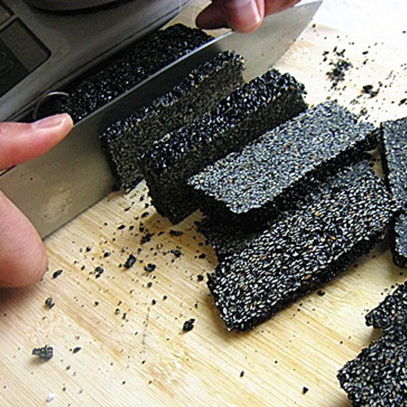 农家黑芝麻片花生酥糖饼干安徽特产点心孕妇零食传统手工糕点老式