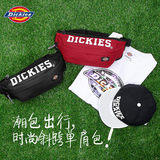 Tide brand Dickies messenger bag men chest pockets leisure ladies fashion students bag shoulder bag C012