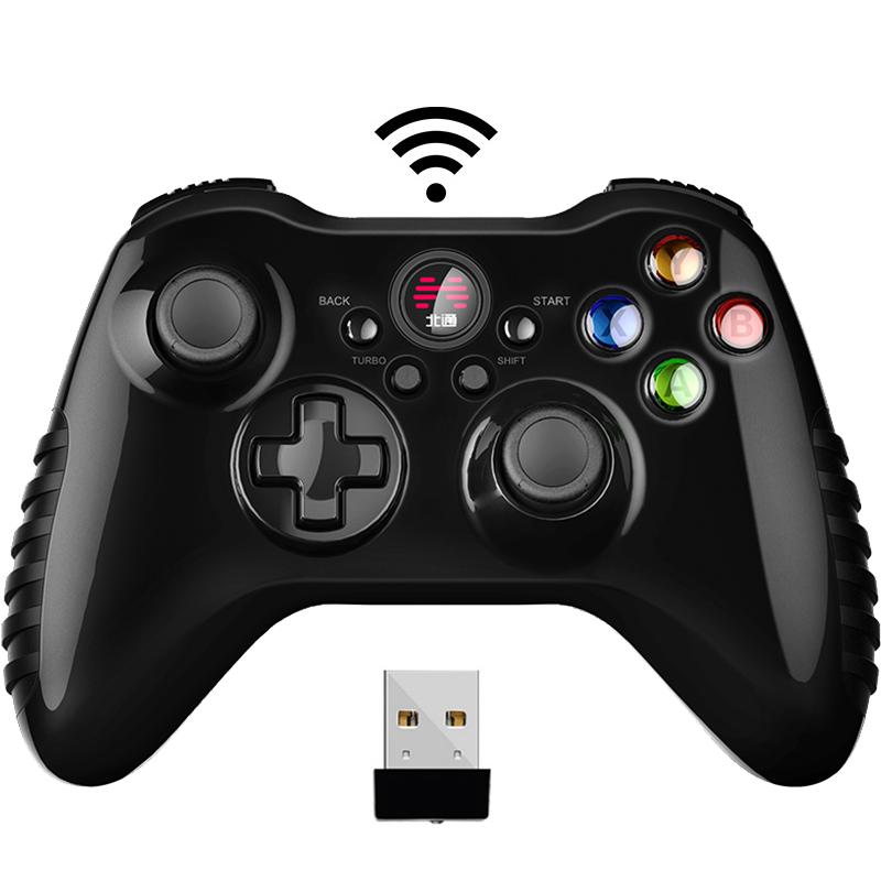 北通阿修罗TE2无线电脑游戏手柄只狼Steam鬼泣5怪物猎人世界FIFA实况足球PC摇杆xbox360安卓NBA2K20PC电视USB
