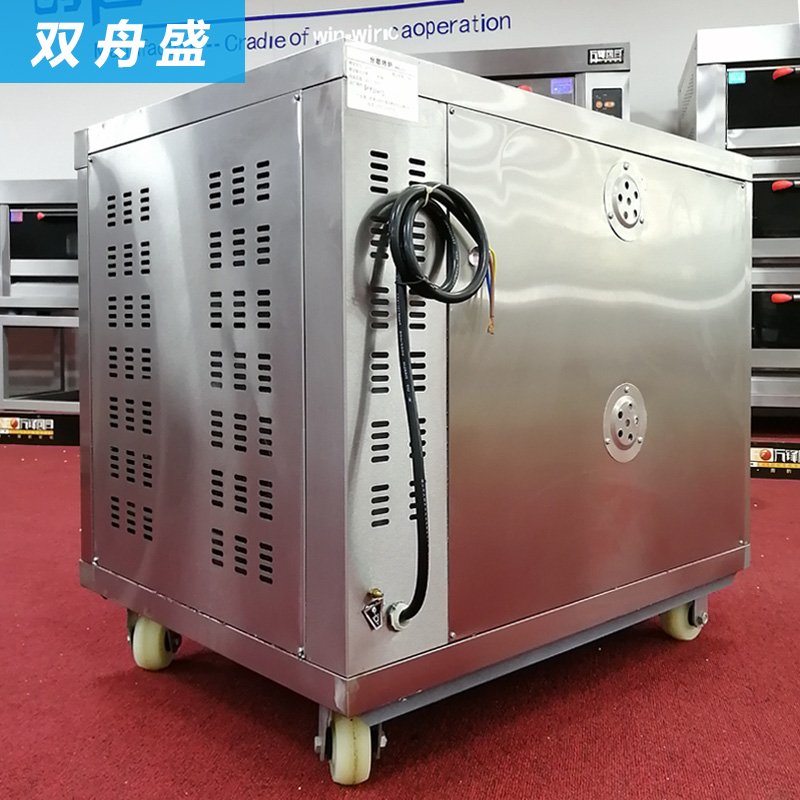 万锋二层两盘电烤箱 披萨炉 烘烤炉 商用 厨师烘焙面包炉 包邮