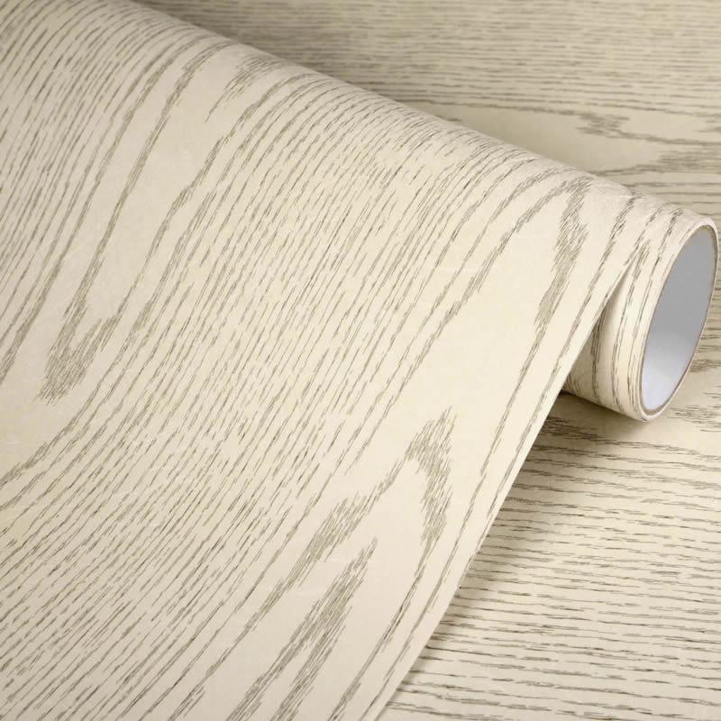 波音软片加厚防水自粘墙纸彩装膜旧家具衣柜书桌翻新贴纸木纹贴纸