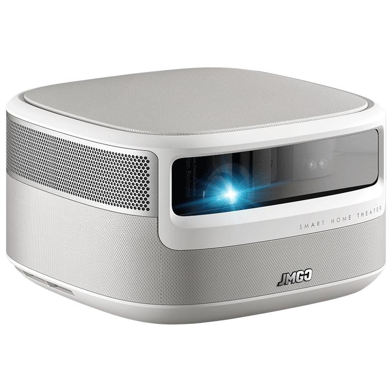 1850ansi 無屏電視白天直投 4K 語音智能家庭影院兼容 AI 投影機 WIFI 高清小型投墻無線 1080P 新款投影儀家用 J9 堅果