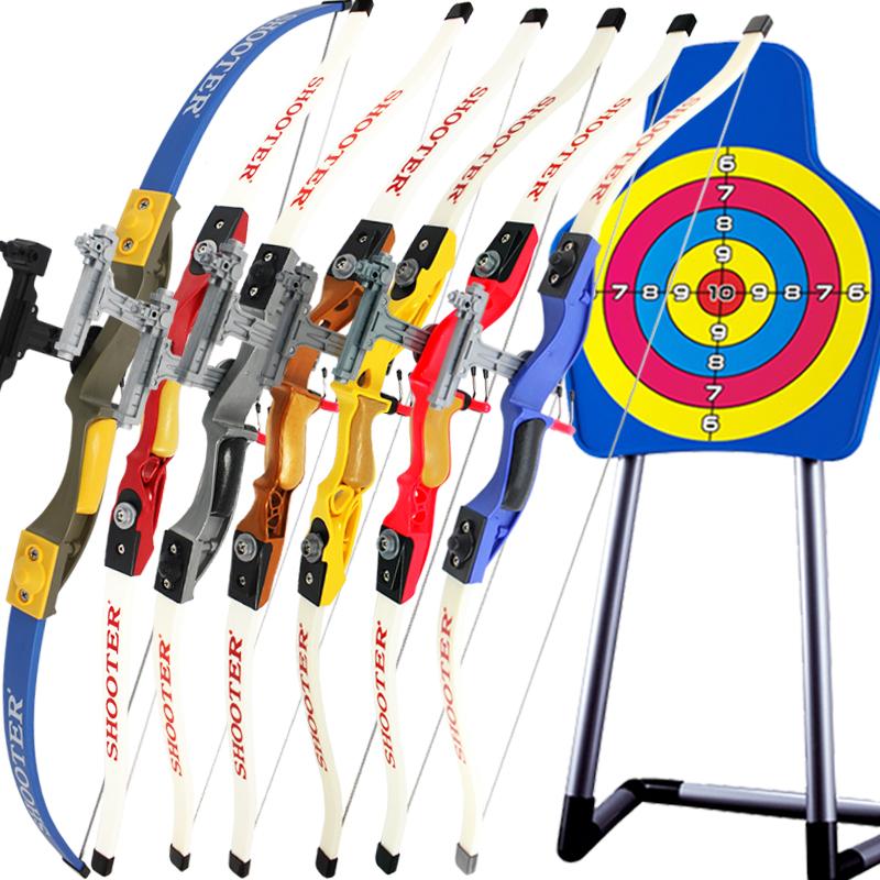 儿童弓箭玩具射箭套装男孩子安全吸盘射击器青少年亲子3-6-12周岁