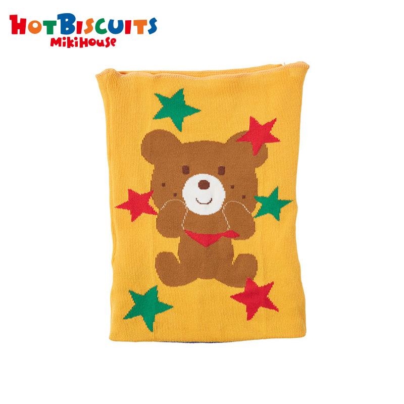 MIKIHOUSE HOT-B宾斯熊☆卡比兔☆卡通图案儿童护腹带日本制集货