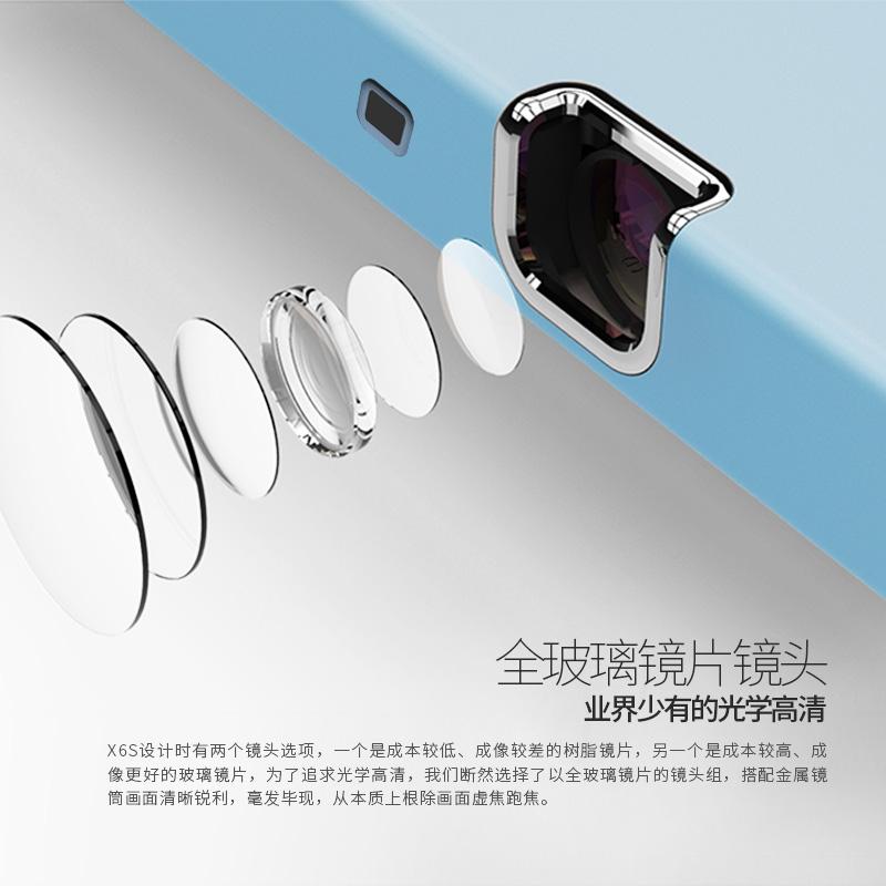 酷乐视X6Snew微型投影仪高清家用3D便携办公手机投影无屏电视wifi