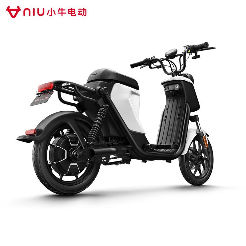 小牛电动U都市标准安全版锂电池电瓶车电踏板车成人男女士两轮U1C