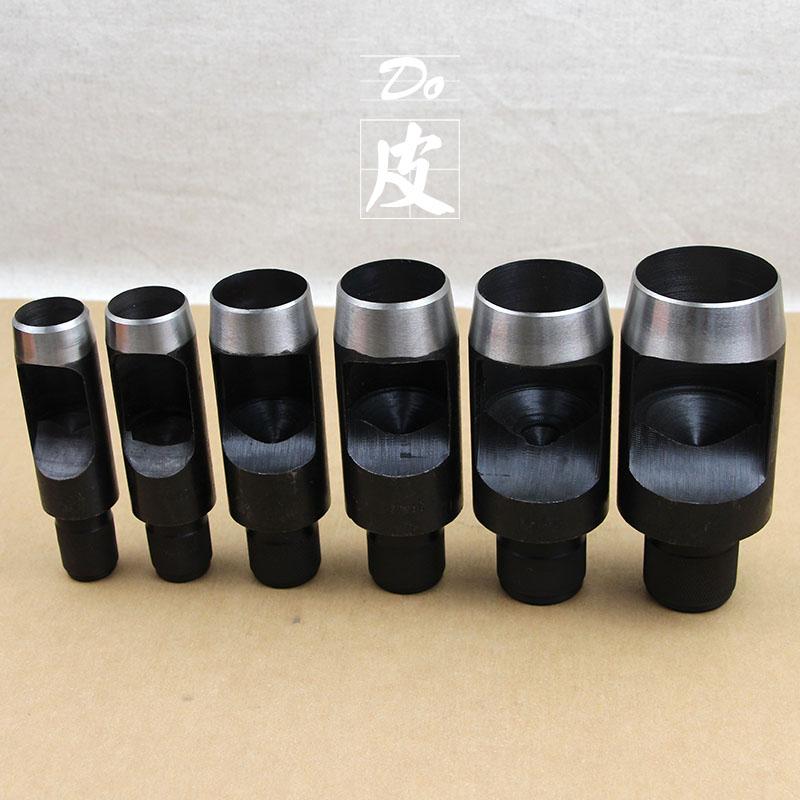 26-50mm冲子现货 黑冲铬钒钢冲皮带冲 圆冲 充子 专用打孔打孔器