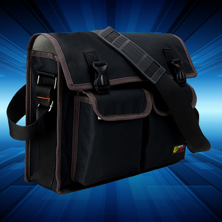 工具包可定做工具袋五金加厚帆布大号结实维修包单肩包 加厚帆布