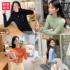 预售韩都衣舍2019秋季新款韩版女装薄款上衣修身针织打底衫毛衣女