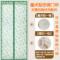 空调帘厨房防油烟魔术贴高档门帘防蚊夏季冷气挡风隔热塑料半透明