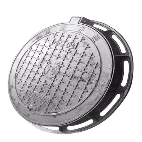 球墨铸铁井盖雨水污水电力通信井盖下水道盖废水窨井盖圆形沙井盖