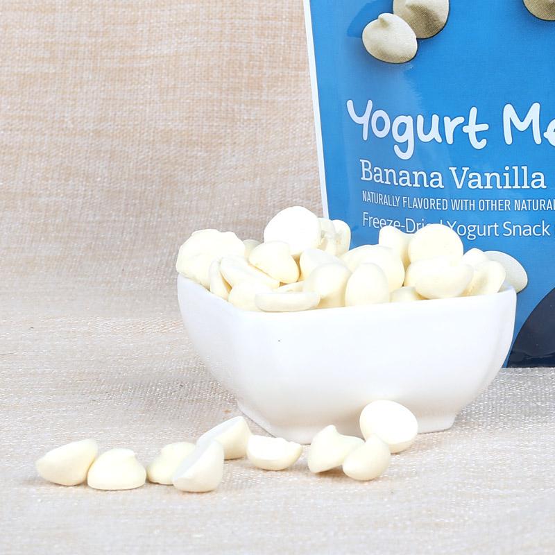 嘉宝溶豆宝宝婴幼儿小零食品婴儿酸奶溶豆豆6个月果蔬1-2岁营养