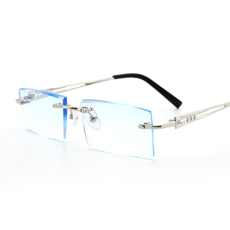 度变色成品镜 500 400 300 250 200 150 100 75 配纯钛近视眼镜男女