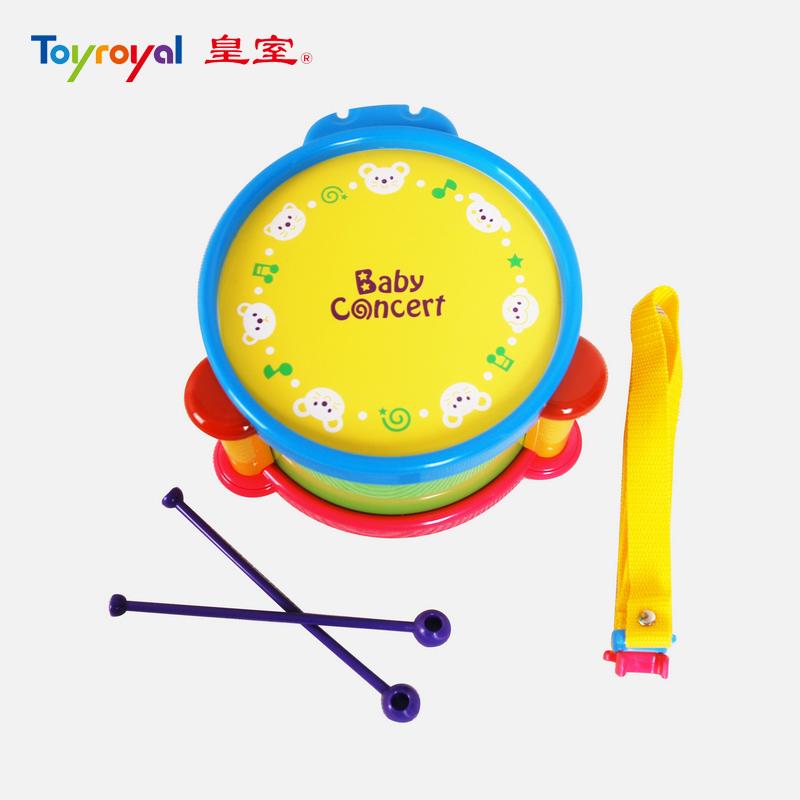 日本皇室太鼓 3岁以上宝宝儿童婴儿早教益智玩具太鼓小鼓敲打乐器