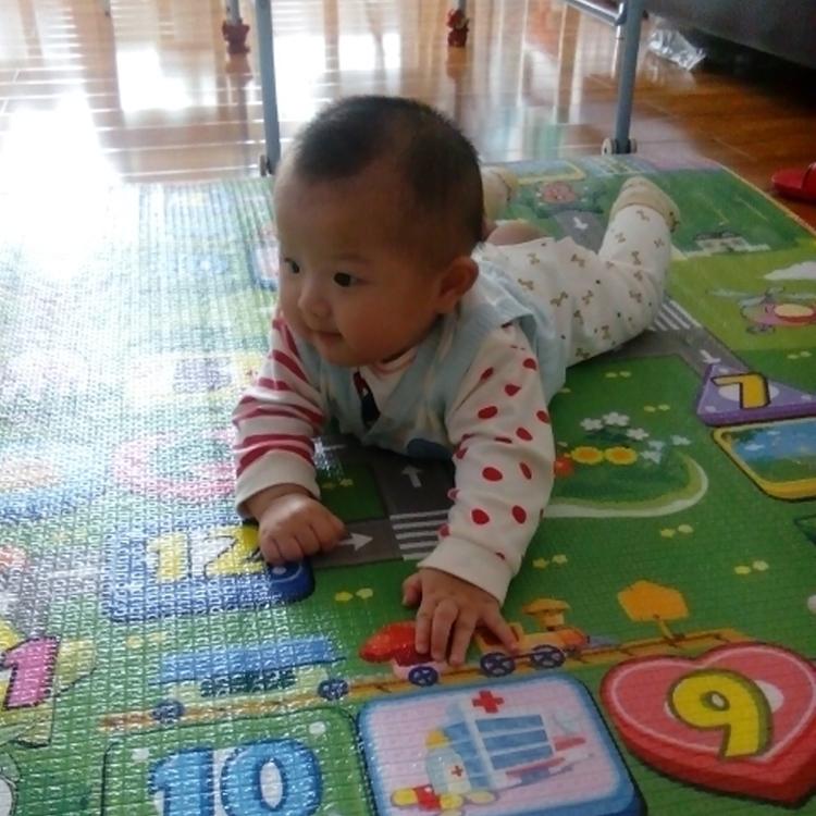 加厚宝宝爬爬垫婴儿童防滑防水拼接爬行垫客厅大号泡沫地垫子家用
