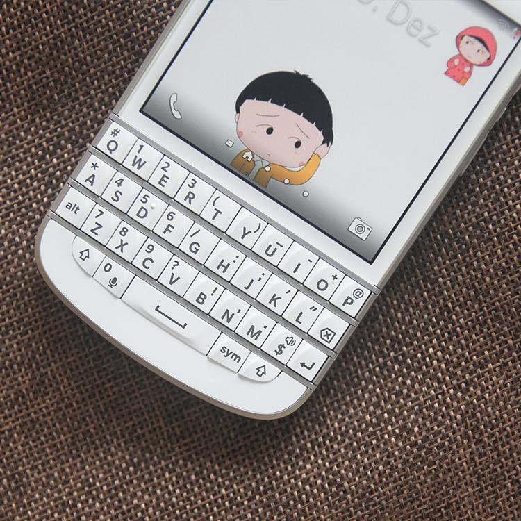 莓超疯手机 Q10 黑莓 BlackBerry 学生可爱戒网电信三网全键盘备用机