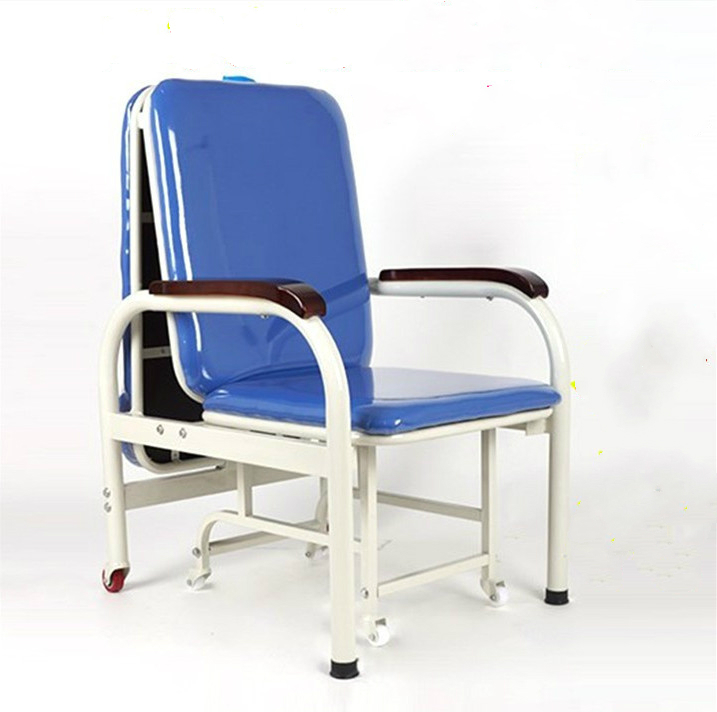 陪护椅陪护床医用折叠床医院椅子多功能午休床办公椅床椅两用加固