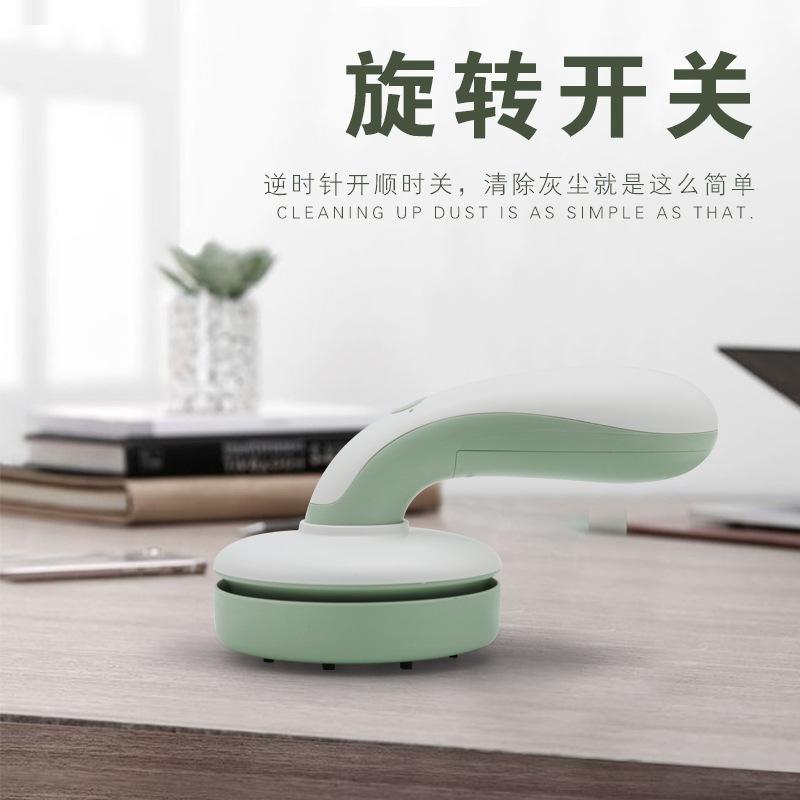 桌面吸尘器无线迷你车载家用小型手持缝隙清洁机便携式生活小电器