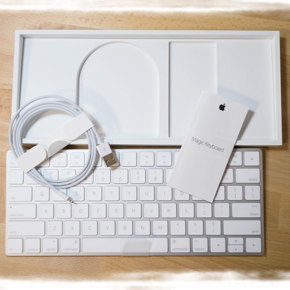 蘋果無線藍芽鍵盤 apple電腦鍵盤 magic Keyboard2 二代 妙控鍵盤