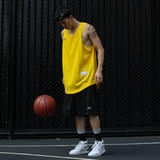 NICEID NICE loose vest basketball training clothes breathable wicking sweat shirt sleeveless waistcoat