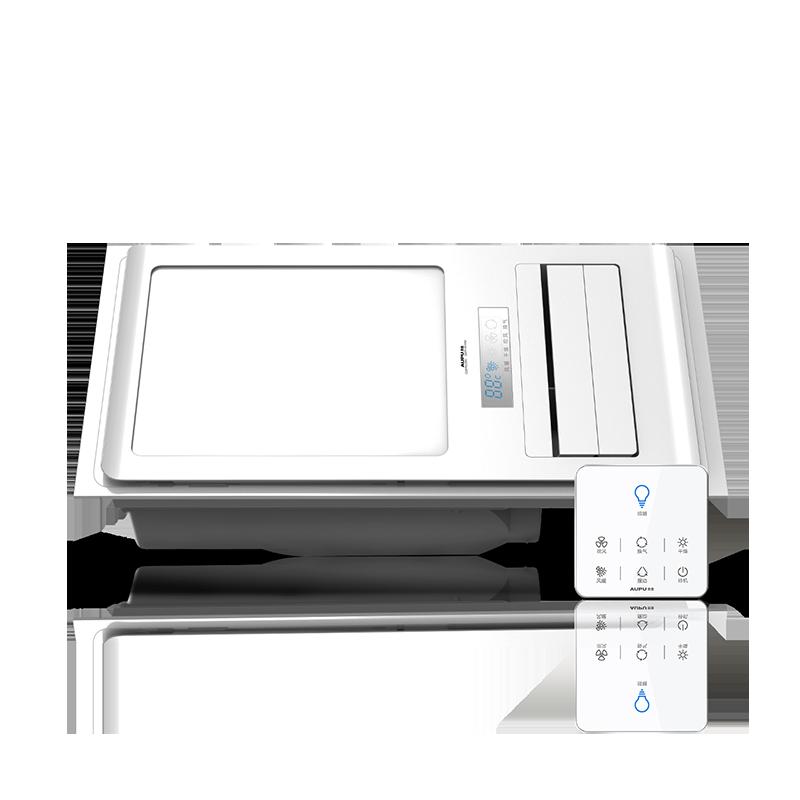奥普浴霸 风暖三合一智能数显超薄浴霸QDP6326C官方旗舰店官网