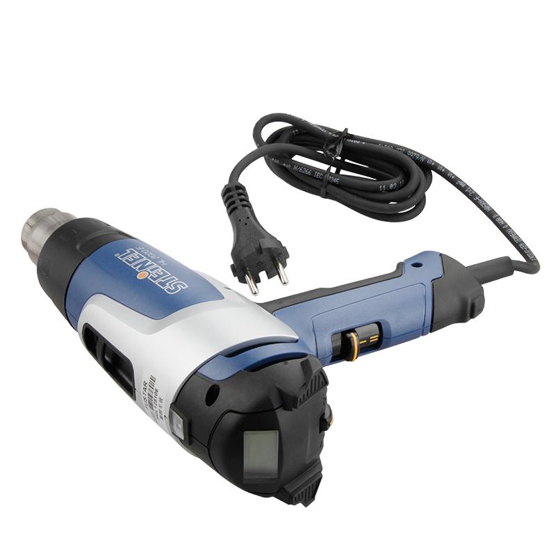 STEINEL司登利热风枪HL-2020E数显可调温手机维修热风枪塑胶烘枪