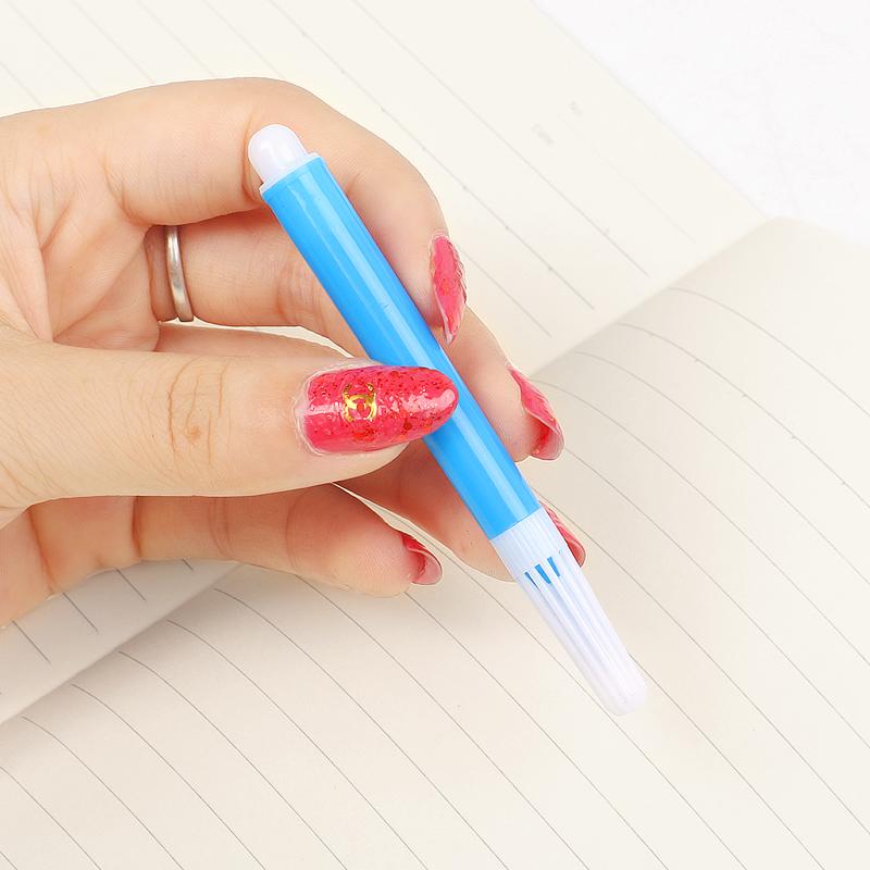 9.9包邮 特价12色水彩笔散装 彩色笔可水洗无毒 幼儿园小学生专用