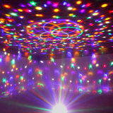 Colorful lights flashing string lights starry sky lights net red colorful color bar bedroom romantic room decoration atmosphere lamp