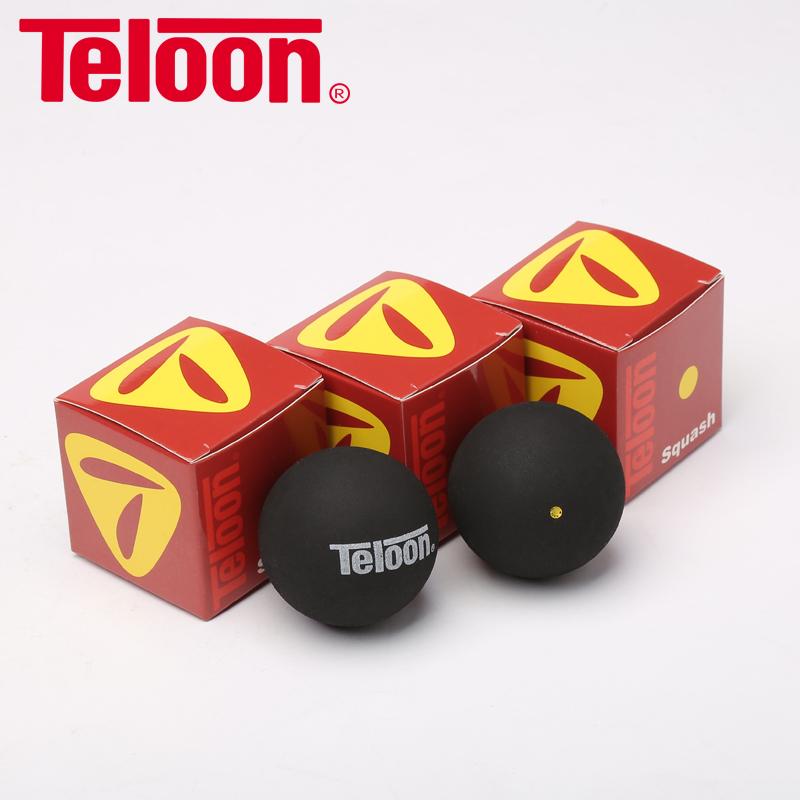天龙/Teloon专业比赛壁球初学训练壁球蓝点红点双黄点壁球