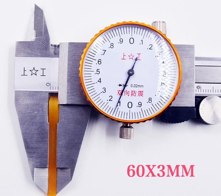原装新款进口越南高弹力耐高温橡牛皮筋工业O型胶圈密封圈60*5