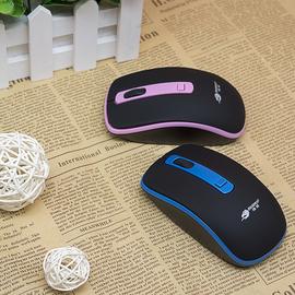无线鼠标女生可爱创意磨砂充电锂电池静音移动鼠标无线女生笔记本